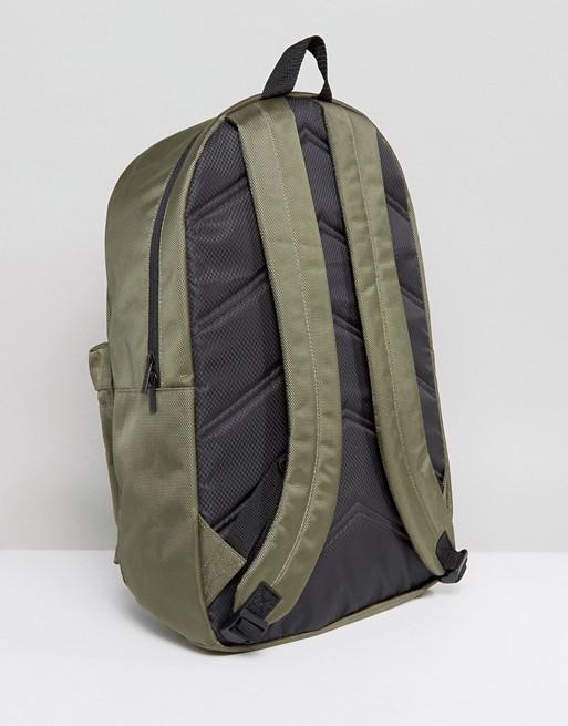 11 Degrees Backpack In Khaki – The Backpack King
